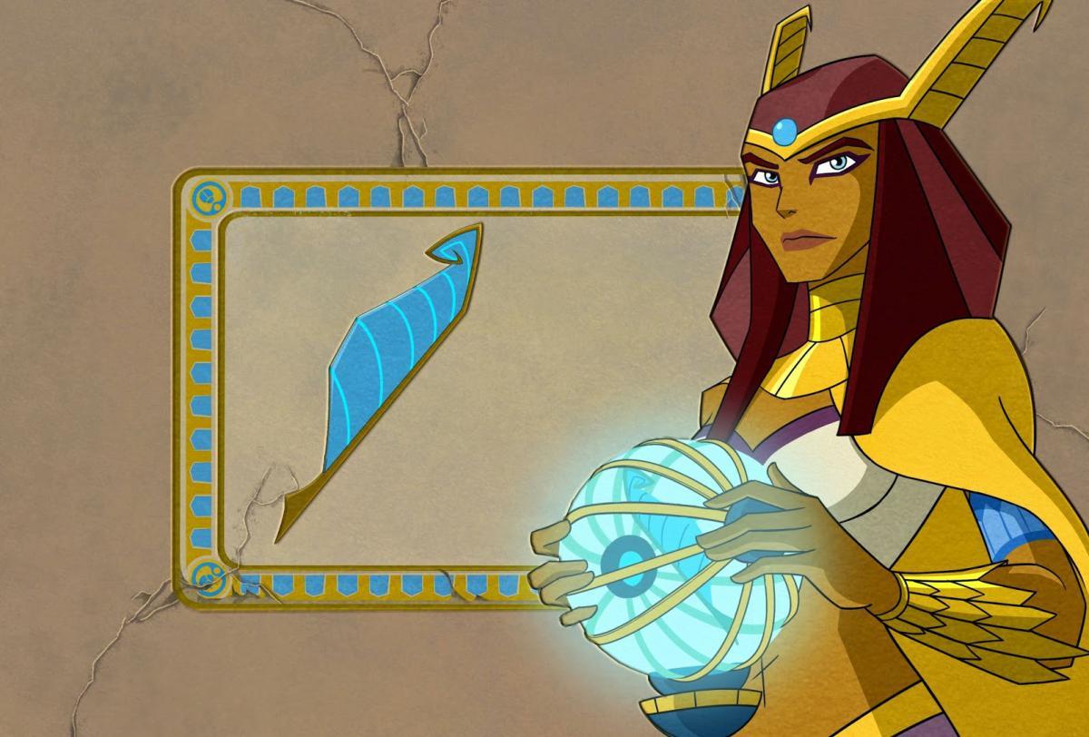 Браслет египтус своими руками