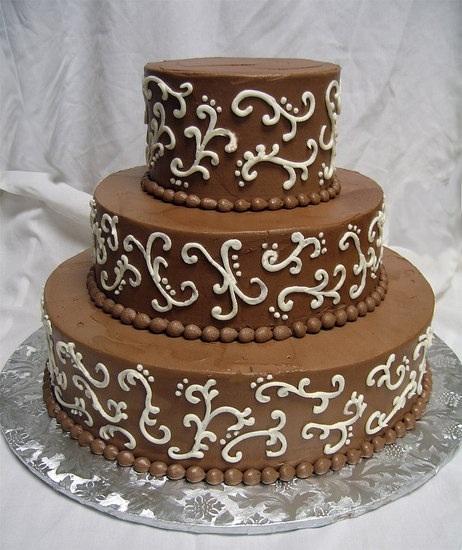Фото дизайна тортов