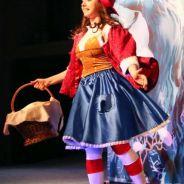 Красная шапочка и волшебный пирог