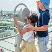 Посещение смотровой площадки ЦДМ и Музея Детства