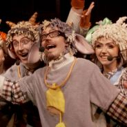 Волк и семеро козлят. Театр Алексея Рыбникова