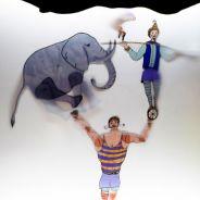 Большой бумажный Цирк сеньора Сомбрини