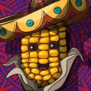 Кукурузный человечек