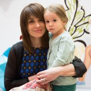 Карусель 5 лет  Ирина Муромцева с дочкой Сашей