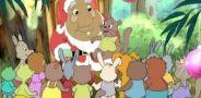 Снежное Рождество Блинки Билла