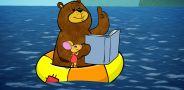 Big Bear & Squeak
