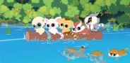 Юху и его друзья