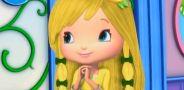 Шарлотта Земляничка. Ягодный пирог