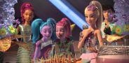 Барби и космическое приключение