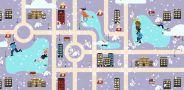 Как устроен город