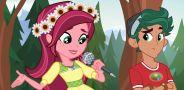 Девочки из Эквестрии. Легенды вечнозелёного леса