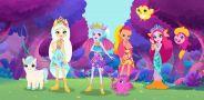 Волшебное королевство Энчантималс