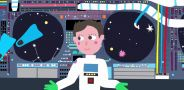 Космическое путешествие