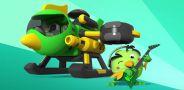 Отряд-А. Игрушки-спасатели