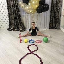 Эмилия Динисовна Галиханова в конкурсе «День Рождения телеканала «Карусель»»