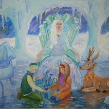 Вероника Федоровна Васильева в конкурсе «Новогодние приключения»