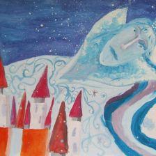 Дима в конкурсе «Новогодние приключения»