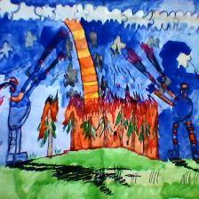 Геннадий Бронюсович Петкявичус в конкурсе «Отважные Тоботы»