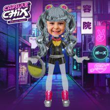 Аделина в конкурсе «Стильные куколки»