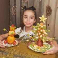 Анаит Арсеновна Тонапетян в конкурсе «Витаминный заряд»
