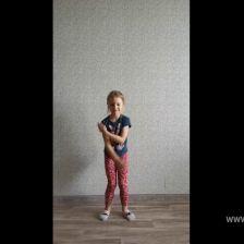 Анна Александровна Раннева в конкурсе «Танцуй по-своему!»