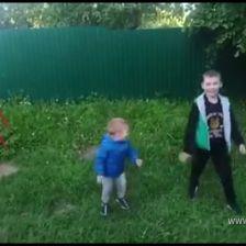 Глеб Лютов в конкурсе «Танцуй по-своему!»