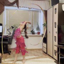 Милана Германовна Ялтанская в конкурсе «Танцуй по-своему!»