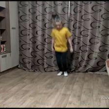 Златислава Алексеевна Шарышова в конкурсе «Танцуй по-своему!»
