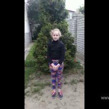 Полина Геннадьевна Стёпочкина в конкурсе «Танцуй по-своему!»