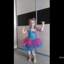 Стефания Александровна Горбунова в конкурсе «Танцуй по-своему!»