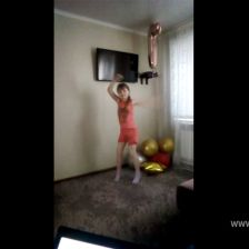 Ирина Александровна Коробкина в конкурсе «Танцуй по-своему!»