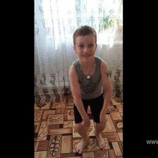 Амир Уразбахтин в конкурсе «Танцуй по-своему!»