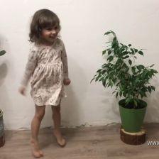 Кира Цебина в конкурсе «Танцуй по-своему!»