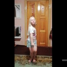 Кристина Игоревна Тимошенко в конкурсе «Танцуй по-своему!»