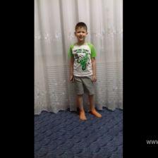 Никита Алексеевич Чернышов в конкурсе «Танцуй по-своему!»