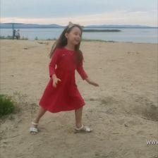 Дарья Денисовна Хвостенко в конкурсе «Танцуй по-своему!»