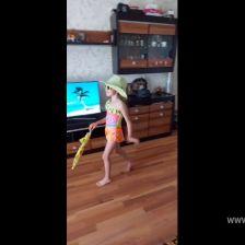 Анаит Арсеновна Тонапетян в конкурсе «Танцуй по-своему!»