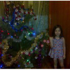 Ильвина Ильнаровна Гасимова в конкурсе «Конкурс новогодних ёлок»
