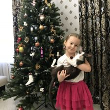 Эмилия Динисовна Галиханова в конкурсе «Конкурс новогодних ёлок»