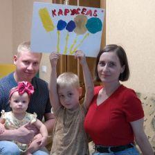 Семья Черный-Швец