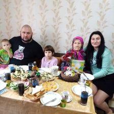 Семья Шапаревых