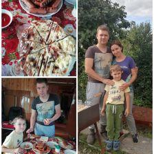 Семья Воробьевых