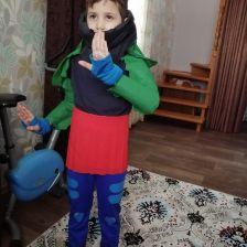 Ибрагим Мансурович Saliev в конкурсе «Какой ты герой?»