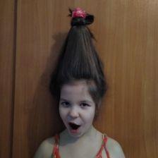Ильвина Ильнаровна Гасимова в конкурсе «Конкурс суперпричёсок Hairdorables»