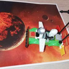Матвей Сергеевич в конкурсе «Миссия на Марс! Построй космический корабль»