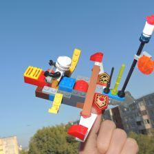 Кирилл Х в конкурсе «Миссия на Марс! Построй космический корабль»