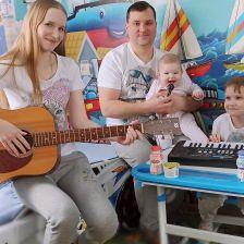 Илья Денисович Мердюков в конкурсе «Я, семья и МАМА ЛАМА!»