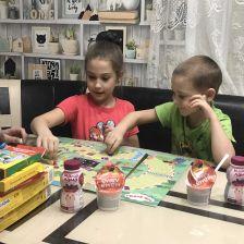 Милана Германовна Ялтанская в конкурсе «Я, семья и МАМА ЛАМА!»