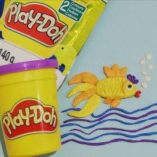 Михаил Дегтярев в конкурсе «Разбуди фантазию с Play-Doh!»