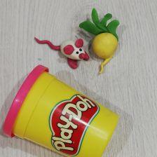 Ирина Лофицкая в конкурсе «Разбуди фантазию с Play-Doh!»